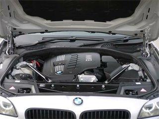 2011 BMW 5 Series F10 528i Silver 8 Speed Sports Automatic Sedan