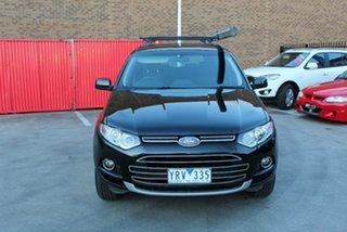 2011 Ford Territory SZ TS (4x4) Black 6 Speed Automatic Wagon.