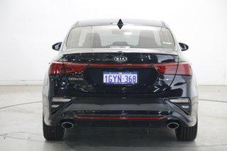 2019 Kia Cerato BD MY20 GT DCT Black 7 Speed Sports Automatic Dual Clutch Sedan