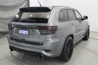 2013 Jeep Grand Cherokee WK MY2013 SRT-8 Grey 5 Speed Sports Automatic Wagon.