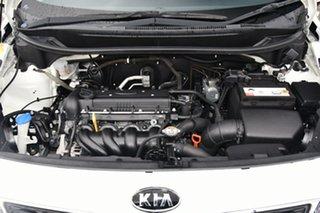 2012 Kia Rio UB MY12 S White 4 Speed Sports Automatic Hatchback