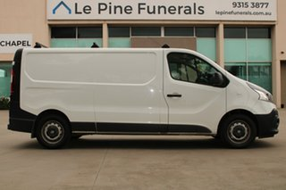 2016 Renault Trafic X82 MY17 LWB White 6 Speed Manual Van