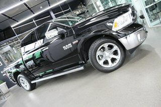 2021 Ram 1500 DT MY21 Laramie SWB Black 8 Speed Automatic Utility