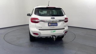 2017 Ford Everest UA Trend Arctic White 6 Speed Sports Automatic SUV