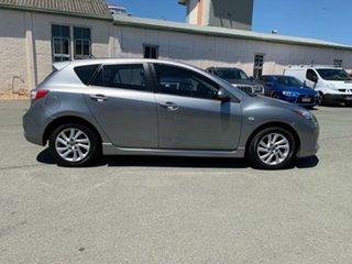 2012 Mazda 3 BL Series 2 MY13 SP20 Skyactiv Grey Hatchback.