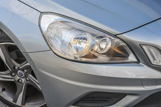 2011 Volvo S60 F Series MY12 T5 PwrShift Silver 6 Speed Sports Automatic Dual Clutch Sedan.