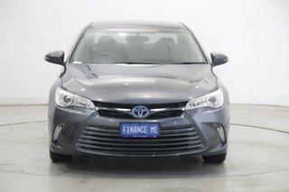2016 Toyota Camry AVV50R Altise Graphite 1 Speed Constant Variable Sedan Hybrid.