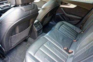 2016 Audi A4 B9 8W MY16 Sport Black Semi Auto Wagon