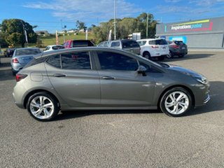 2017 Holden Astra BK MY18 RS Grey 6 Speed Sports Automatic Hatchback.
