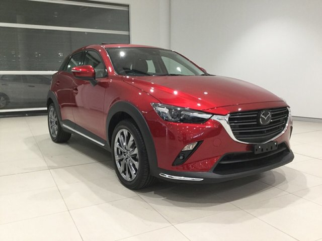 Used Mazda CX-3 DK2W7A Akari SKYACTIV-Drive FWD LE Alexandria, 2021 Mazda CX-3 DK2W7A Akari SKYACTIV-Drive FWD LE Soul Red 6 Speed Sports Automatic Wagon