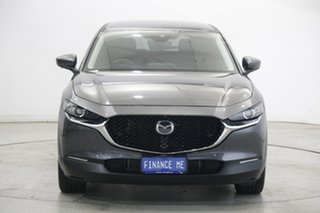 2020 Mazda CX-30 DM2W7A G20 SKYACTIV-Drive Touring Graphite 6 Speed Sports Automatic Wagon.