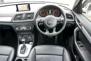 2016 Audi Q3 8U MY16 TDI S Tronic Quattro Sport White 7 Speed Sports Automatic Dual Clutch Wagon