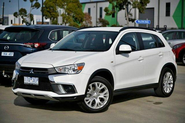 Used Mitsubishi ASX XC MY19 ES 2WD Pakenham, 2018 Mitsubishi ASX XC MY19 ES 2WD White 1 Speed Constant Variable Wagon