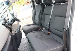 2019 Renault Trafic X82 85kW Low Roof SWB White 6 speed Manual Van
