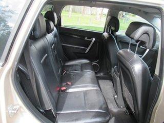 2012 Holden Captiva CG Series II MY12 7 AWD LX Gold 6 Speed Sports Automatic Wagon