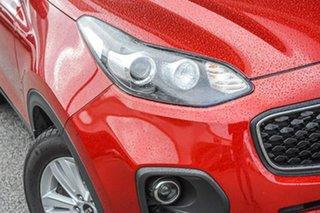 2017 Kia Sportage QL MY18 Si 2WD Red/g 6 Speed Sports Automatic Wagon.