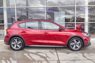 2020 Ford Focus SA 2020.25MY Active Red 8 Speed Automatic Hatchback.