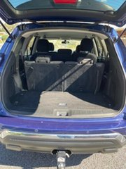 2018 Nissan Pathfinder R52 SERIES II M ST X-tronic 2WD Blue Automatic