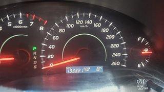 2006 Toyota Aurion GSV40R AT-X Blue 6 Speed Sports Automatic Sedan