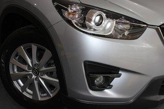 2015 Mazda CX-5 KE1032 Maxx SKYACTIV-Drive AWD Sport Silver 6 Speed Sports Automatic Wagon.