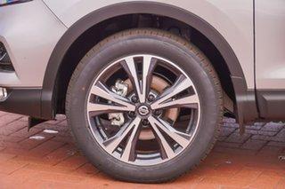 2020 Nissan Qashqai J11 Series 3 MY20 ST-L X-tronic Silver 1 Speed Constant Variable Wagon
