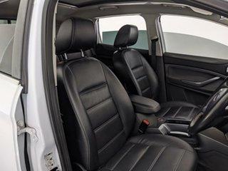 2012 Ford Kuga TE Titanium AWD White 5 Speed Sports Automatic Wagon