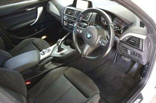 2016 BMW 1 Series F20 LCI 125i M Sport White 8 Speed Sports Automatic Hatchback