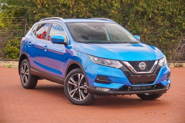 Used Nissan Qashqai J11 Series 3 MY20 ST-L X-tronic Gosnells, 2020 Nissan Qashqai J11 Series 3 MY20 ST-L X-tronic Blue 1 Speed Constant Variable Wagon