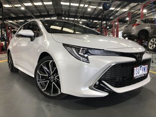 2020 Toyota Corolla Mzea12R ZR Frosted White 10 Speed Constant Variable Hatchback
