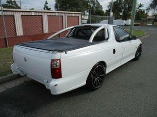 2004 Holden Ute VZ S White 6 Speed Manual Utility