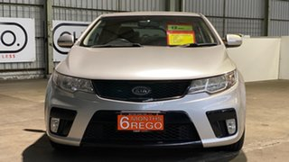 2011 Kia Cerato TD MY12 Koup SI Silver 6 Speed Sports Automatic Coupe