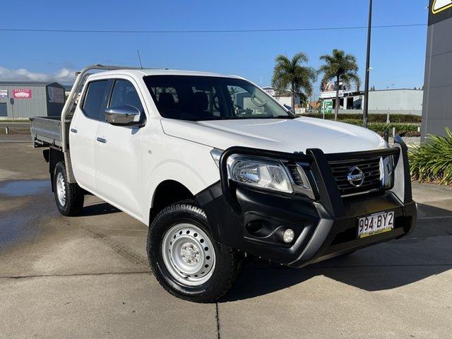 Used Nissan Navara D23 RX Townsville, 2015 Nissan Navara D23 RX White/250516 7 Speed Sports Automatic Utility