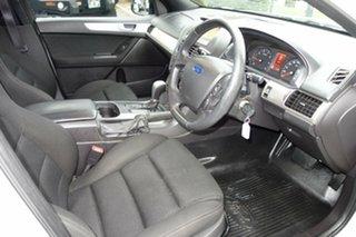 2008 Ford Falcon FG R6 Ute Super Cab White 4 Speed Sports Automatic Utility