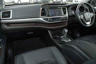 2017 Toyota Kluger GSU55R Grande AWD Pearl White 8 Speed Sports Automatic Wagon