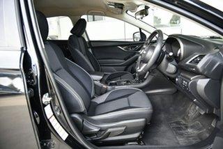 2016 Subaru Impreza G5 MY17 2.0i-L CVT AWD Black 7 Speed Constant Variable Hatchback
