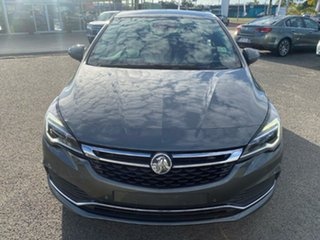 2017 Holden Astra BK MY18 RS Grey 6 Speed Sports Automatic Hatchback