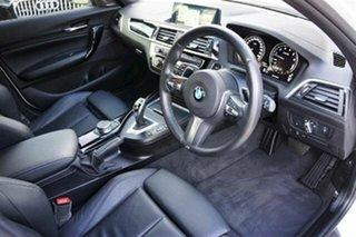 2018 BMW 1 Series F20 LCI-2 M140i White Semi Auto Hatchback