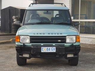 1998 Land Rover Discovery S Green 4 Speed Automatic Wagon