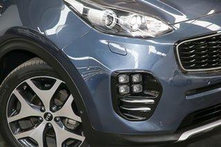 2017 Kia Sportage QL MY17 GT-Line AWD Blue 6 Speed Sports Automatic Wagon.