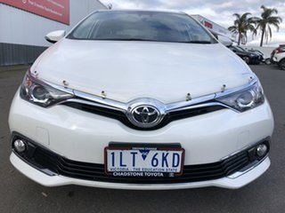 2017 Toyota Corolla ZRE182R MY17 Ascent Sport Crystal Pearl 7 Speed CVT Auto Sequential Hatchback