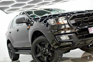 2016 Ford Everest UA Trend Black 6 Speed Automatic SUV.