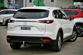 2018 Mazda CX-9 TC Touring SKYACTIV-Drive White 6 Speed Sports Automatic Wagon