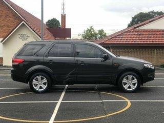 2013 Ford Territory SZ TS Seq Sport Shift Grey 6 Speed Sports Automatic Wagon.