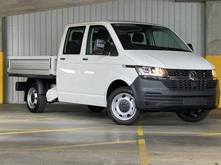 2021 Volkswagen Transporter T6.1 MY21 TDI450 LWB DSG 4MOTION White 7 Speed.