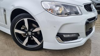 2017 Holden Ute VF II MY17 SV6 Ute White 6 Speed Sports Automatic Utility.