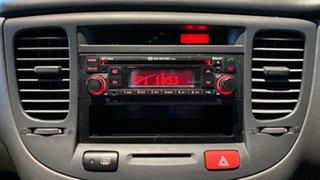 2009 Kia Rio JB MY09 LX Blue 4 Speed Automatic Hatchback