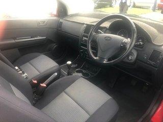 2006 Hyundai Getz Red Manual Hatchback.