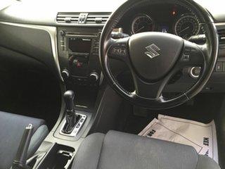 2011 Suzuki Kizashi FR MY11 Touring White Continuous Variable Sedan