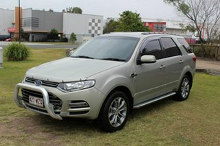 2012 Ford Territory SZ Titanium Seq Sport Shift AWD 6 Speed Sports Automatic Wagon.