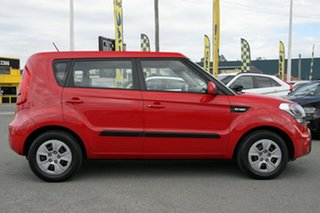 2013 Kia Soul AM MY13 Tomato Red 6 Speed Automatic Hatchback